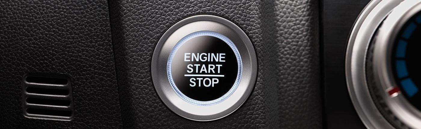 2019 Fit Push Button Start