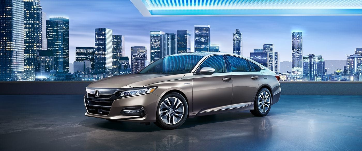 2019 Honda Accord Hybrid Leasing near Washington, DC