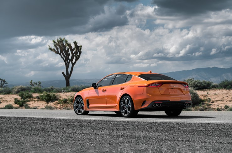 2020 Kia Stinger GTS Coming Soon near Escondido, CA