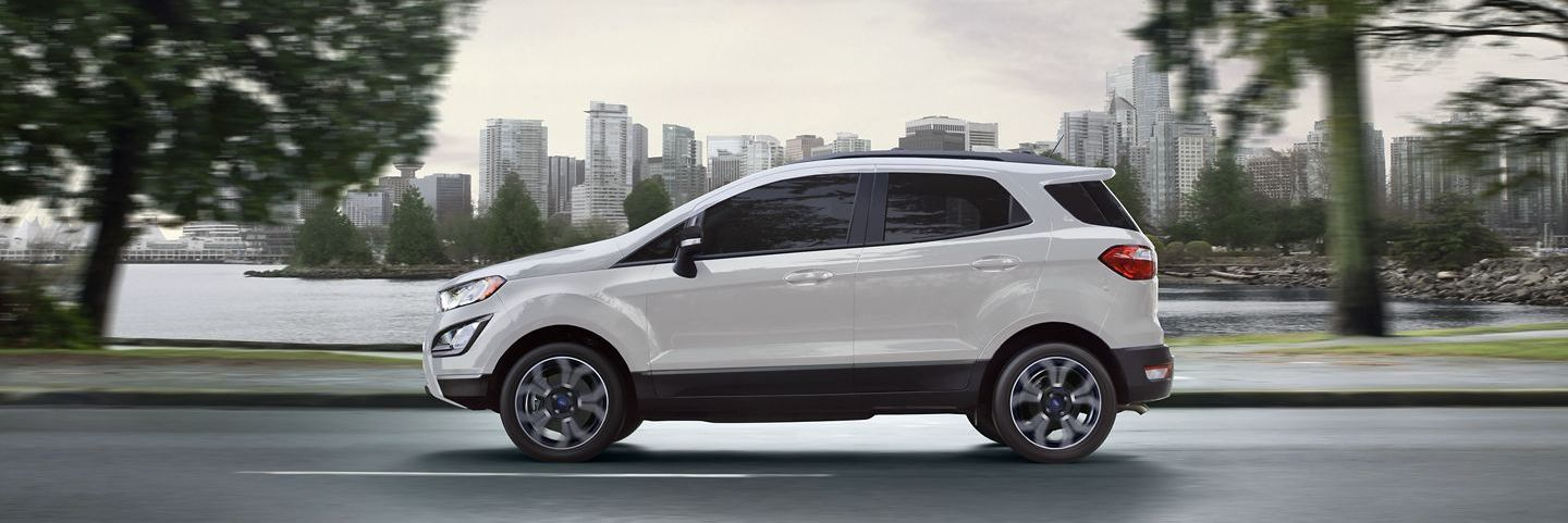 2019 Ford EcoSport Financing near Dallas, TX