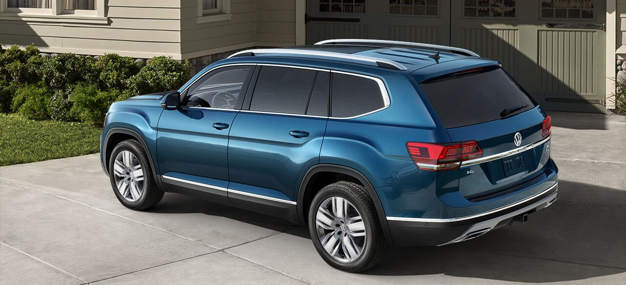 2019 Volkswagen Atlas Leasing near Bowie, MD