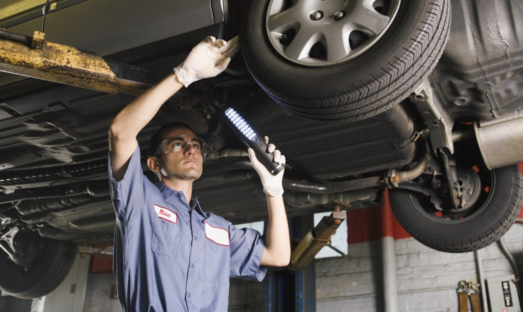 When Should I Get My Tires Rotated near Washington, DC?