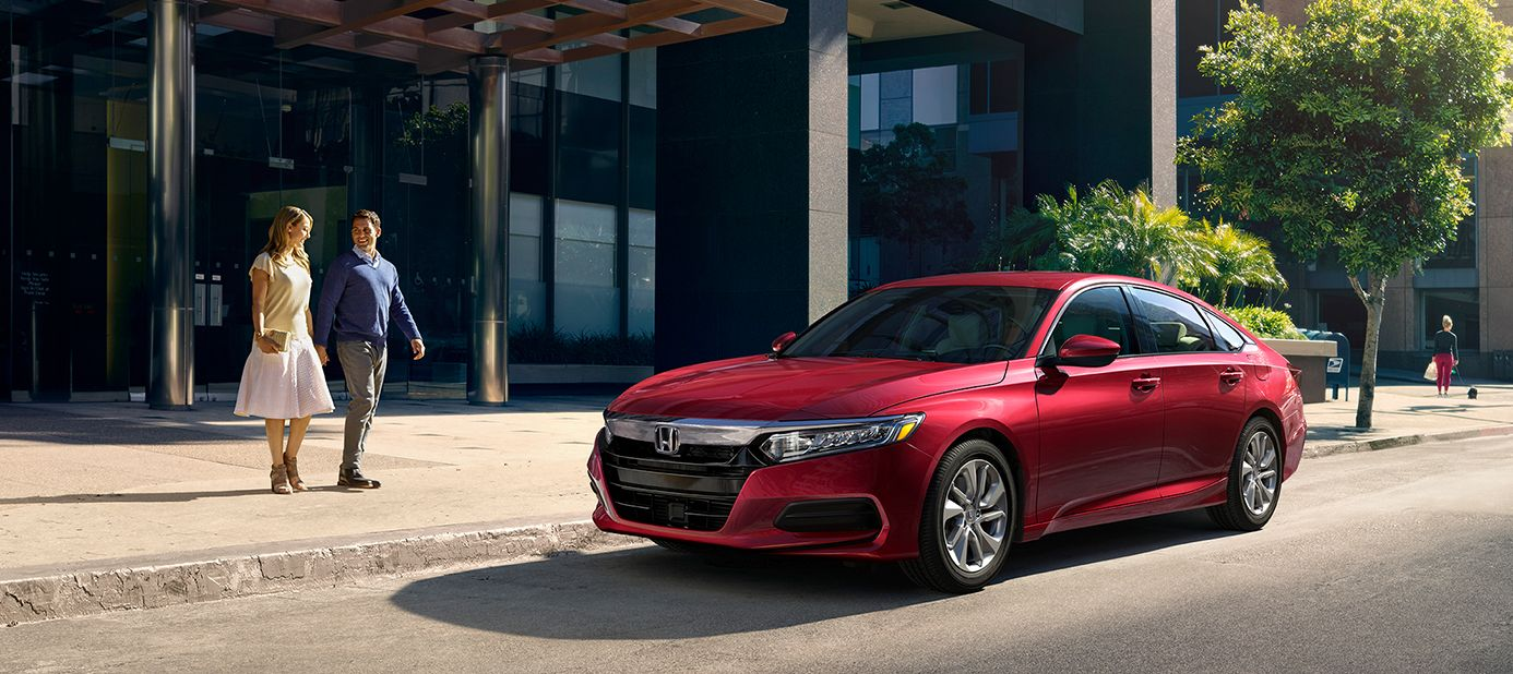 2019 Honda Accord Leasing near Manassas, VA
