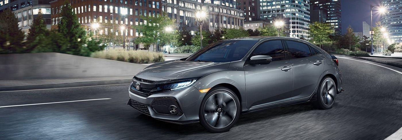 2019 Honda Civic Hatchback Leasing near Washington, DC