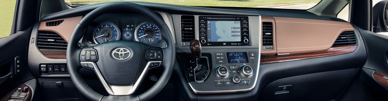 2020 Toyota Sienna Technology