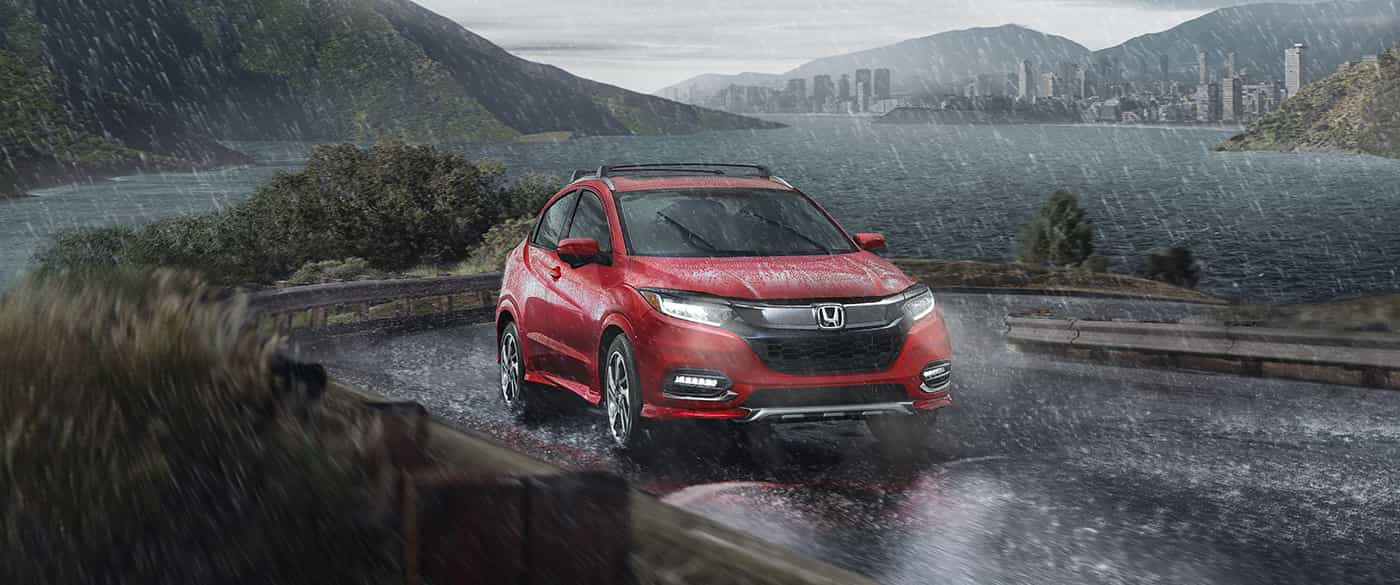 Enjoy the Benefits of Honda AWD!