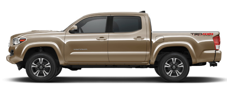 2019 Toyota Tacoma Near Houston