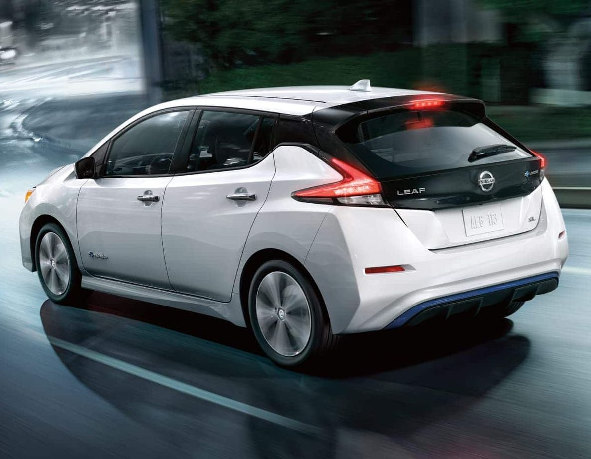 2019 Nissan LEAF Plus in Stock Now at Milford Nissan