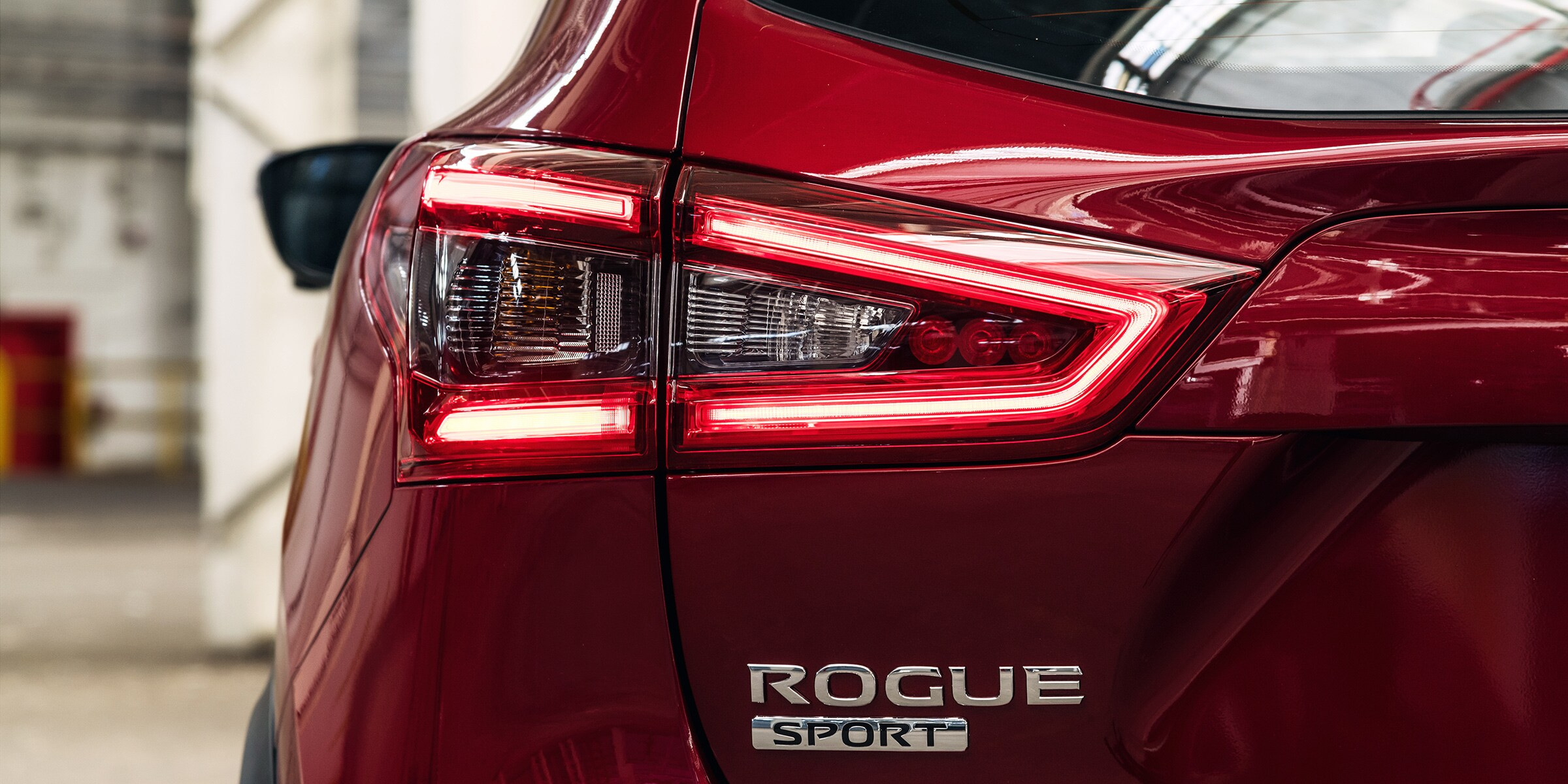 Sharp Detailing on the 2020 Rogue Sport