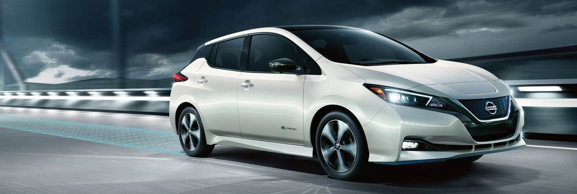 2019 Nissan LEAF Plus in Stock Now at Marlboro Nissan