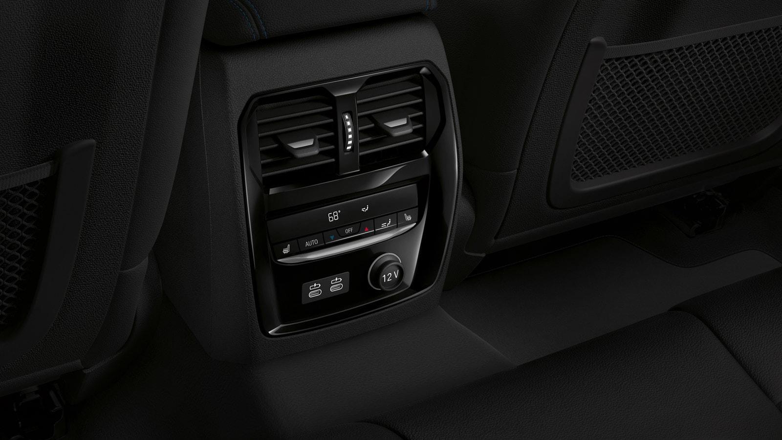 2020 BMW 3 Series Temperature Control