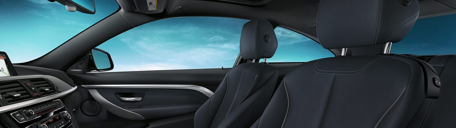 2020 BMW 4 Series Interior