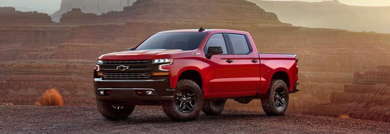 2019 Chevrolet Silverado 1500 Financing near Mobile, AL