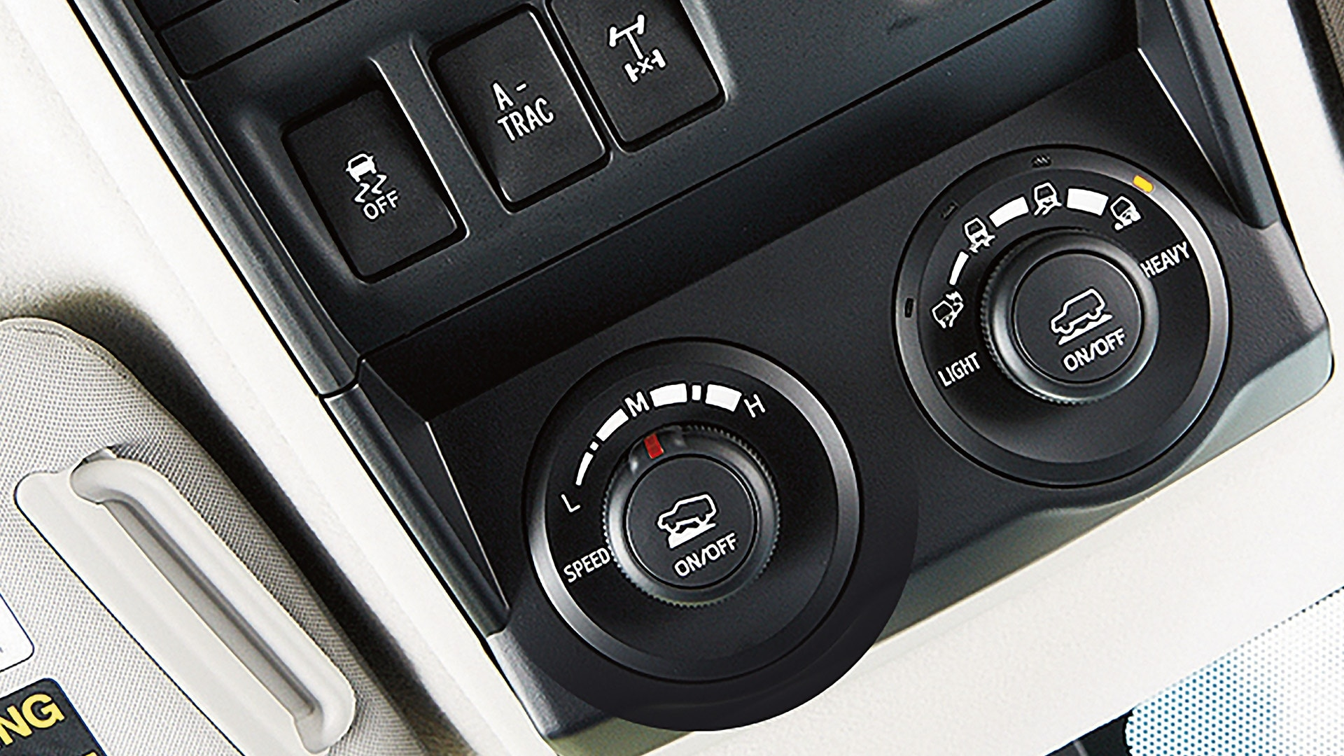 Driving Modes in the 2019 Toyota 4Runner