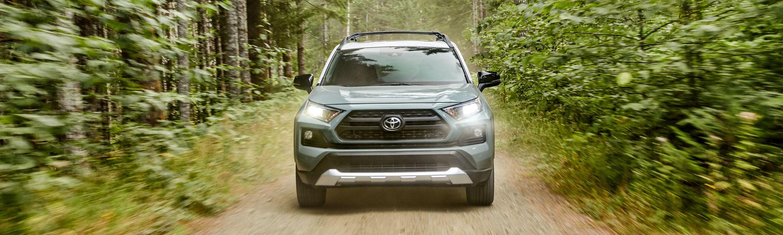 2019 Toyota RAV4 Leasing near Canton, MI