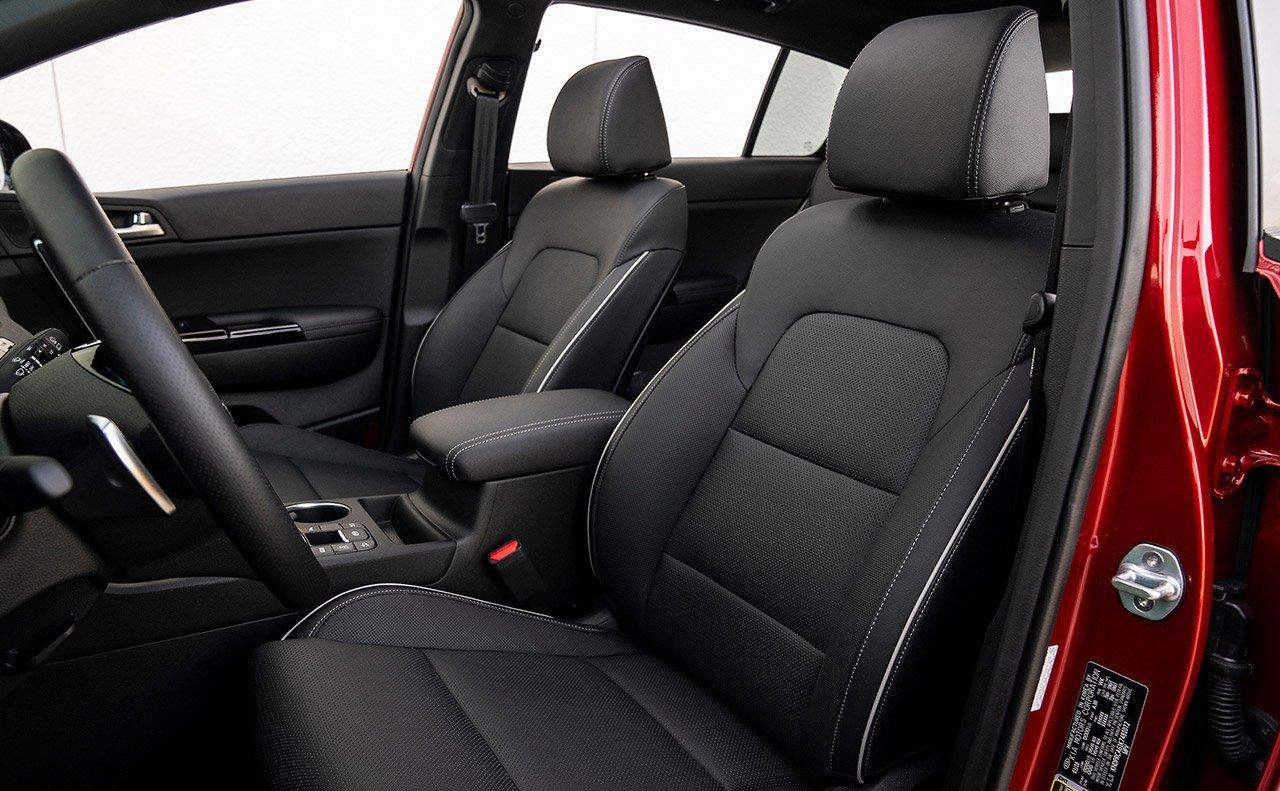 2020 Kia Sportage Interior Seating