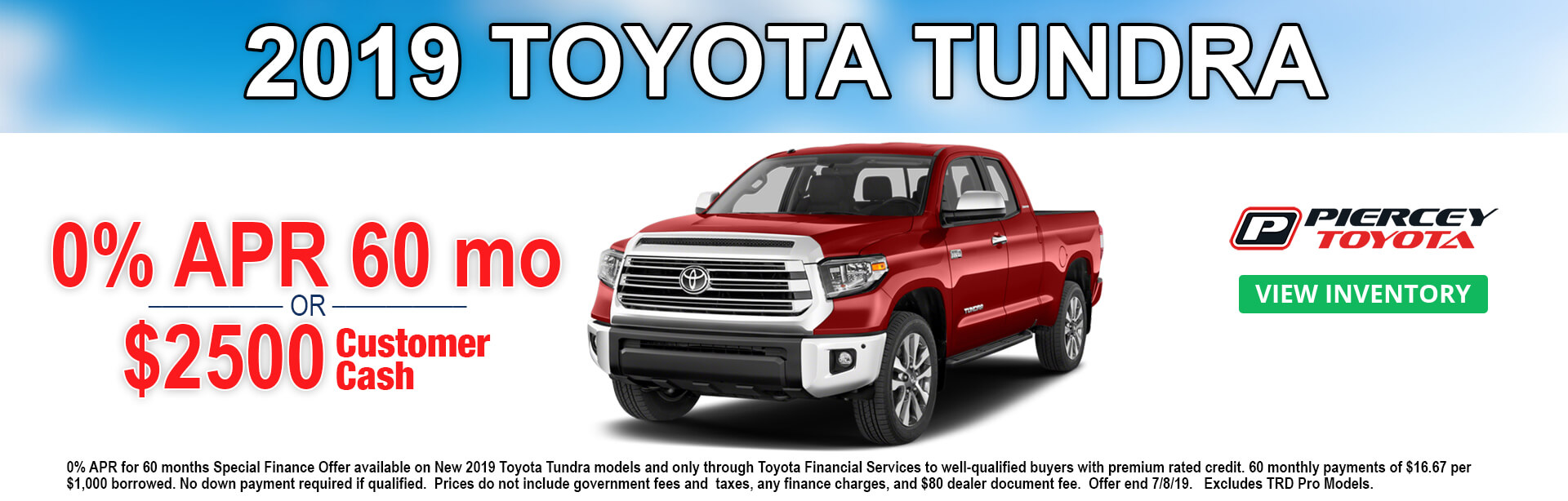 presidents day car deals 2019 toyota