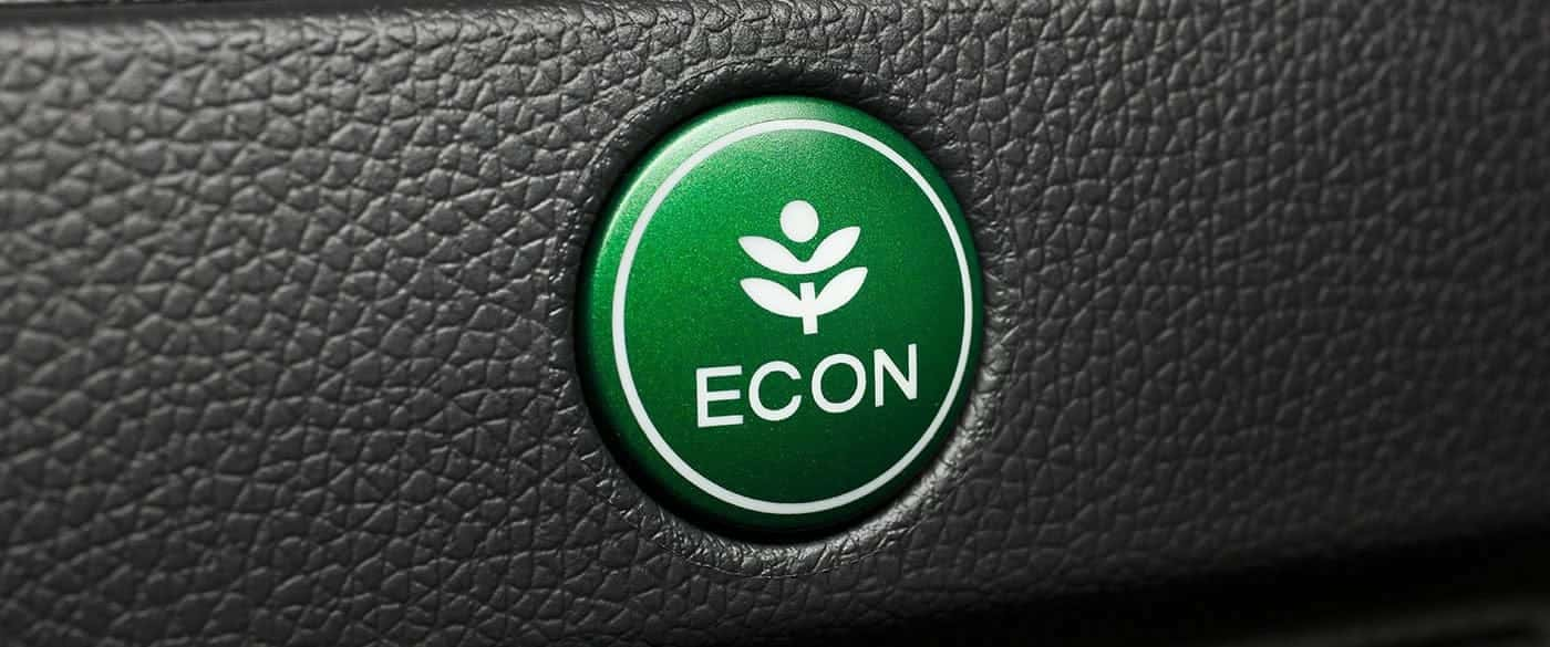 ECON Button in the 2019 Fit
