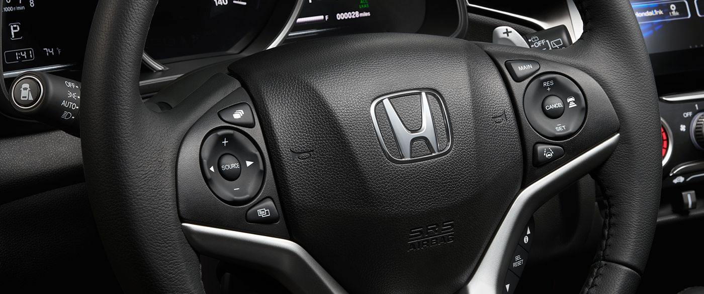 Steering Wheel in the 2019 Honda Fit