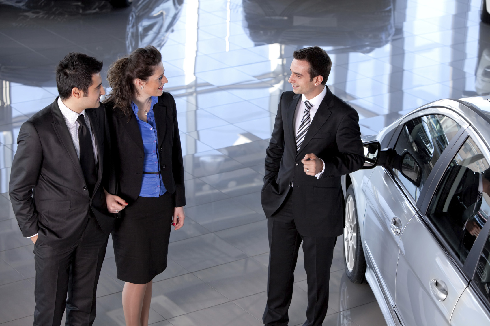Why Shop at Nissan of Elk Grove?