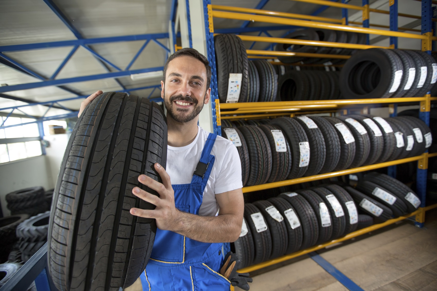 Tire Replacement Service near Sacramento, CA