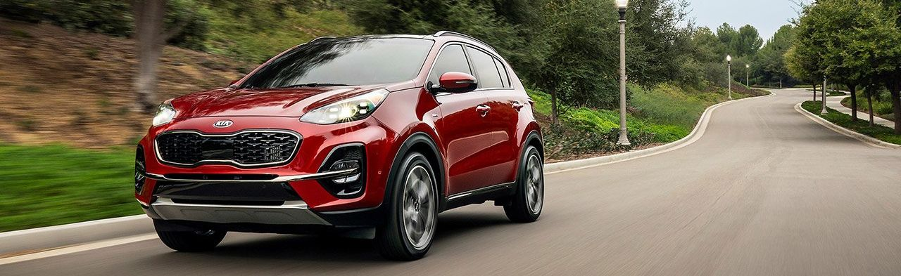 2020 Kia Sportage Financing in North Olmsted, OH