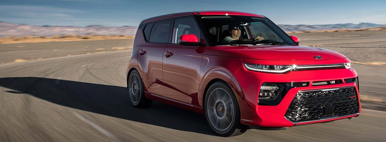 2020 Kia Soul Financing in North Olmsted, OH