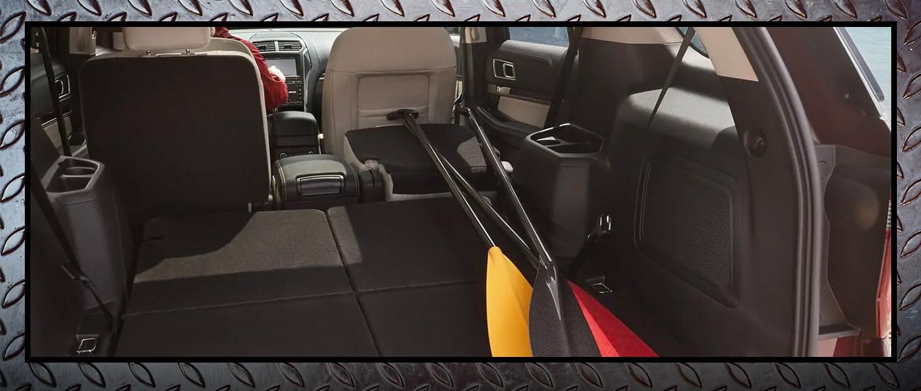 2019 Ford Explorer vs 2019 Toyota Highlander Features & Design Chicago IL