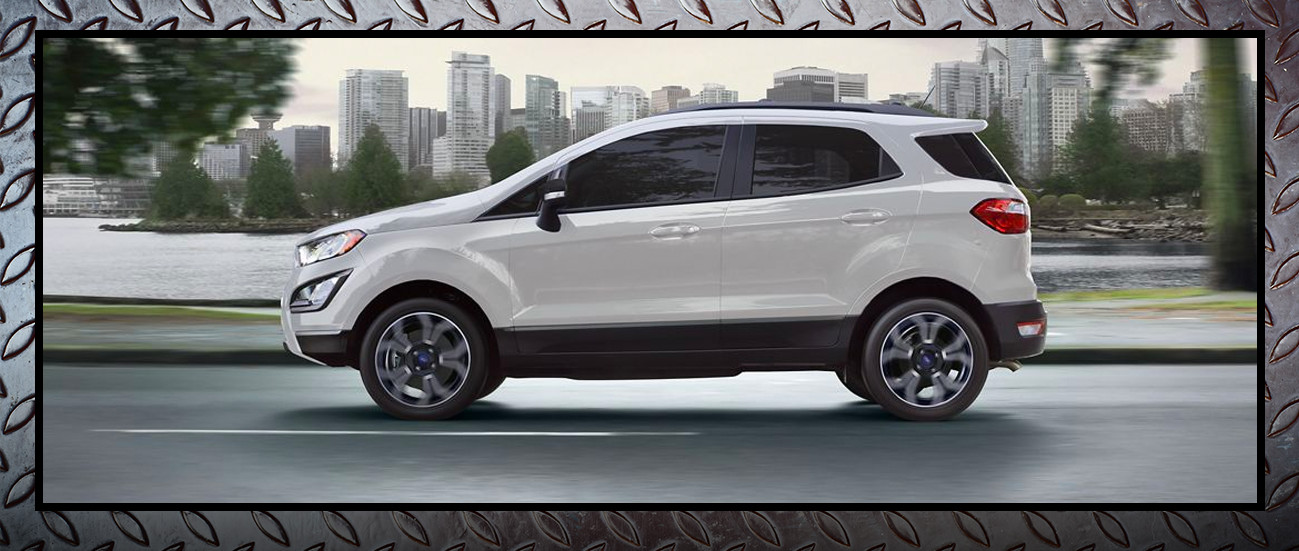 Difference Between the 2019 Ford EcoSport vs 2019 Buick Encore? Chicago IL