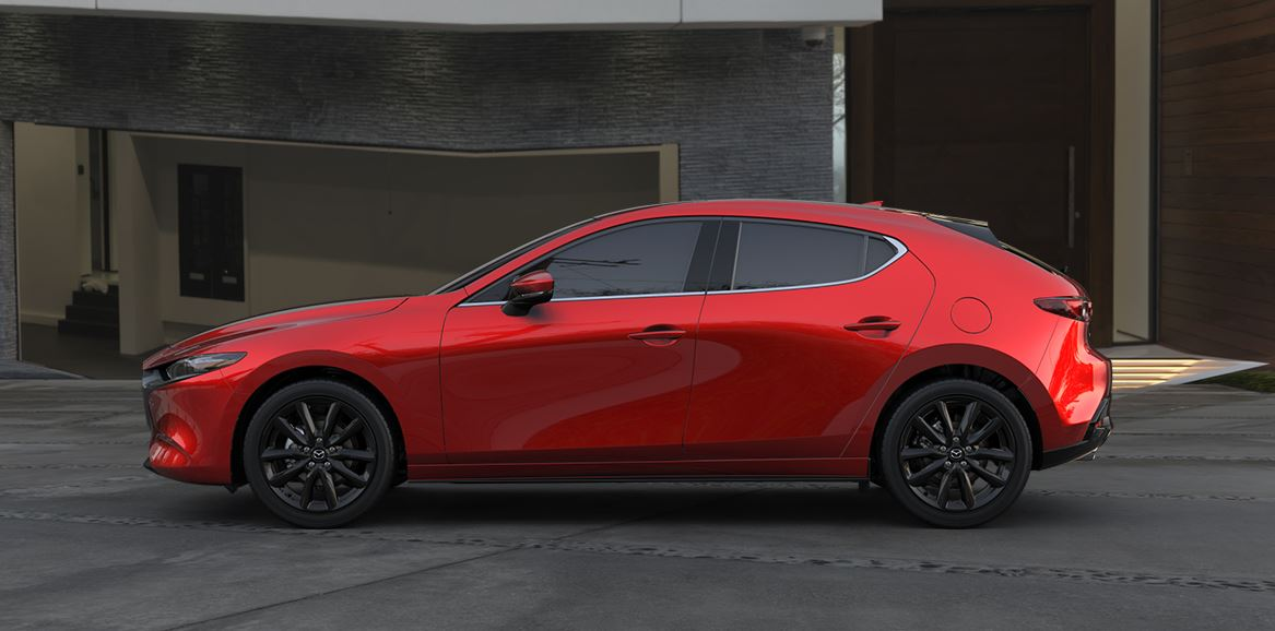2019 Mazda3 Hatchback for Sale near Anaheim, CA