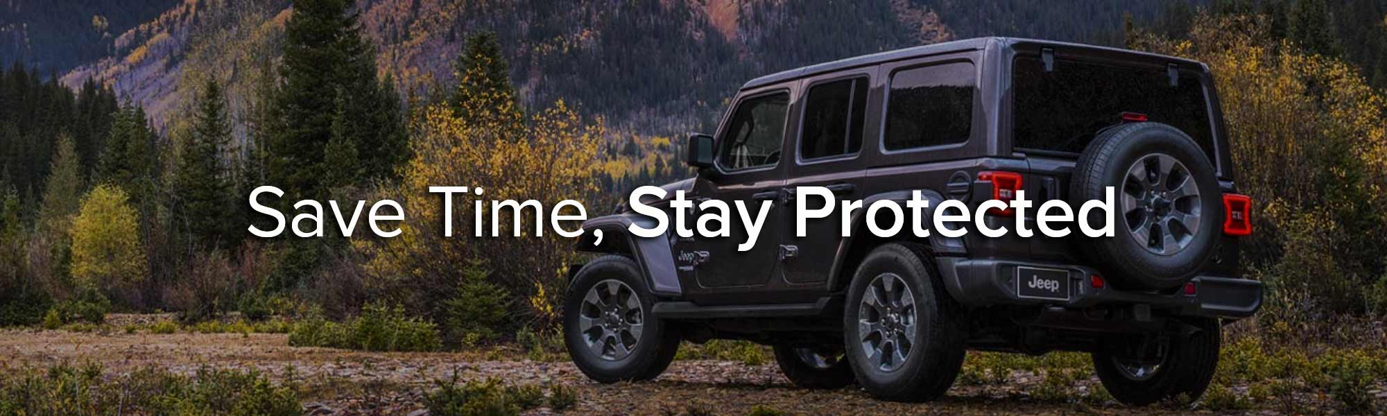 Jeep protection packages