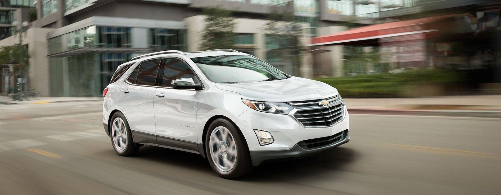 2019 Chevrolet Equinox Financing in Jackson, MI