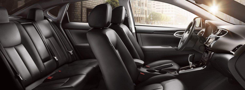 Nissan Sentra Seating
