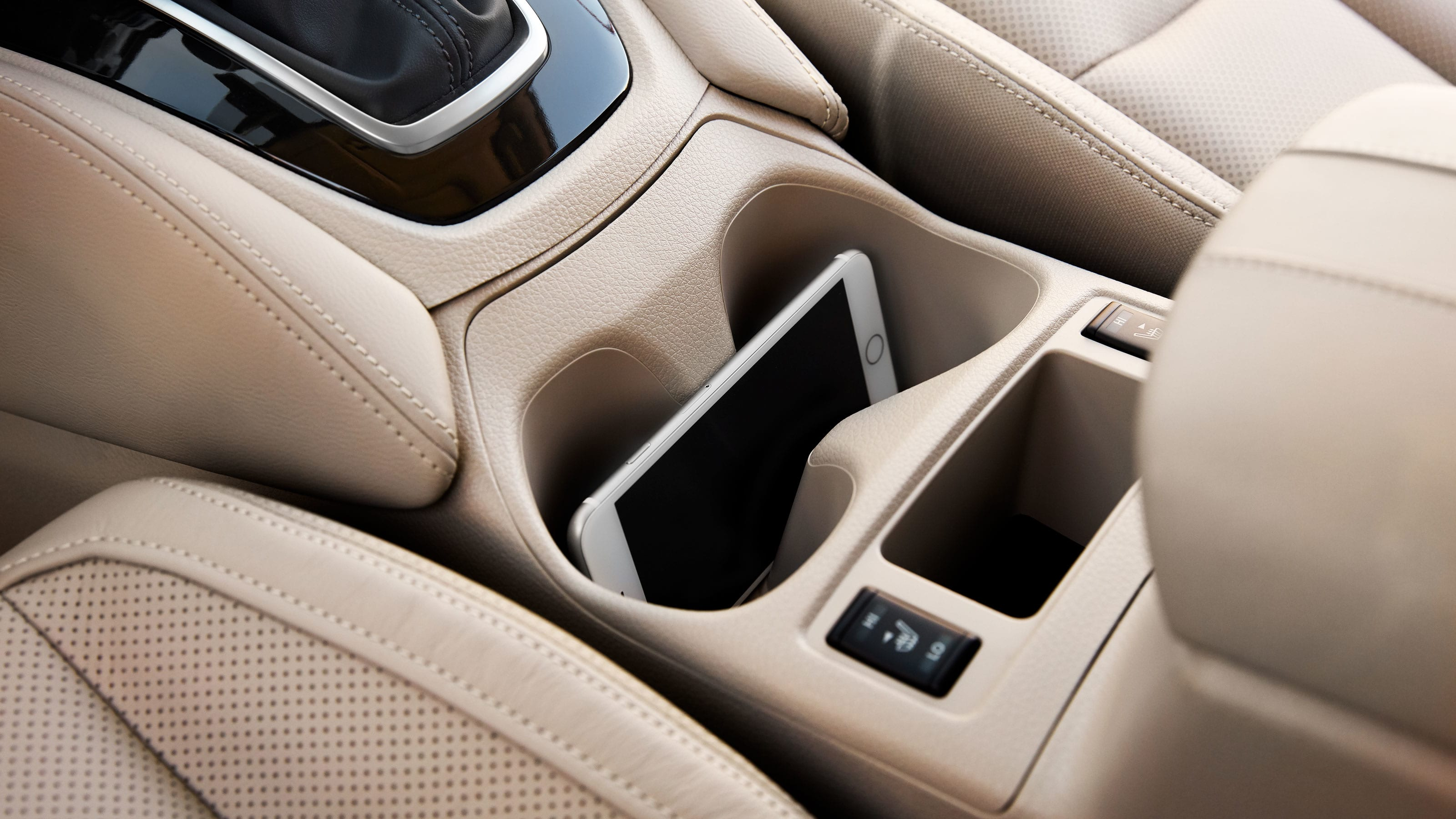 Amenities in the 2019 Rogue