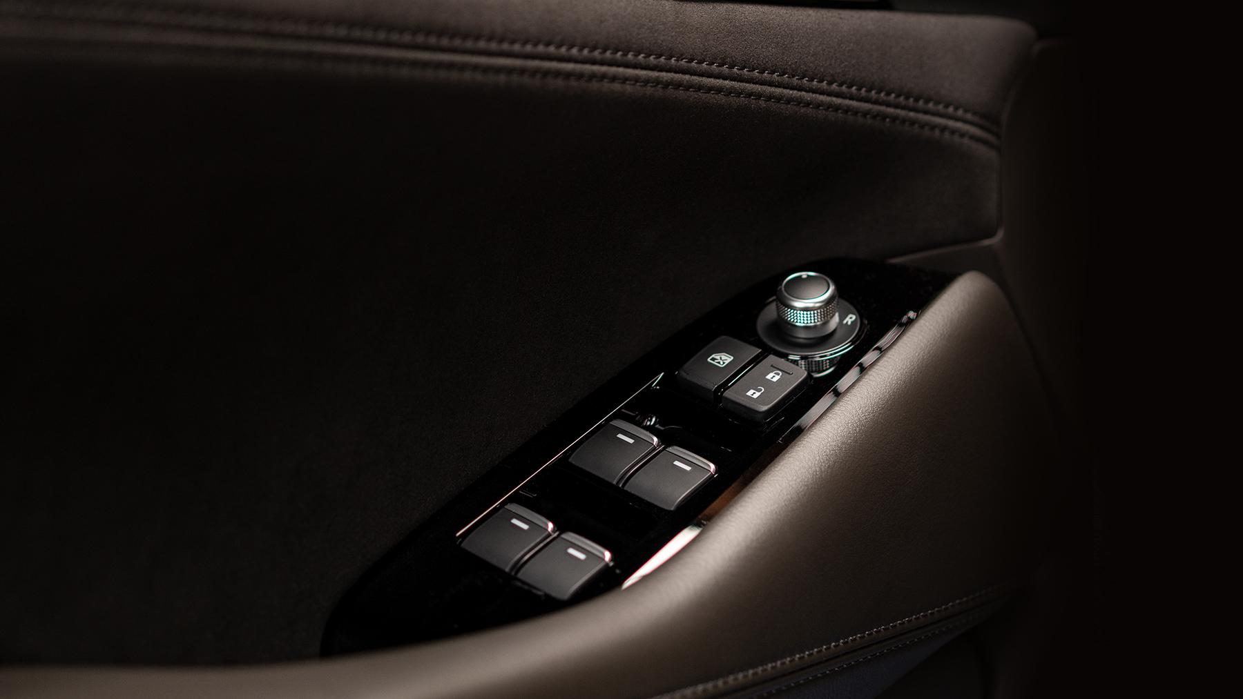 2019 Mazda6 Controls