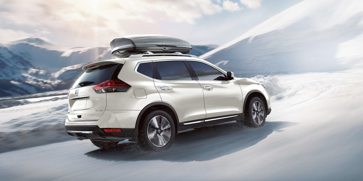 2019 Nissan Rogue vs 2019 Rogue Sport near Leominster, MA
