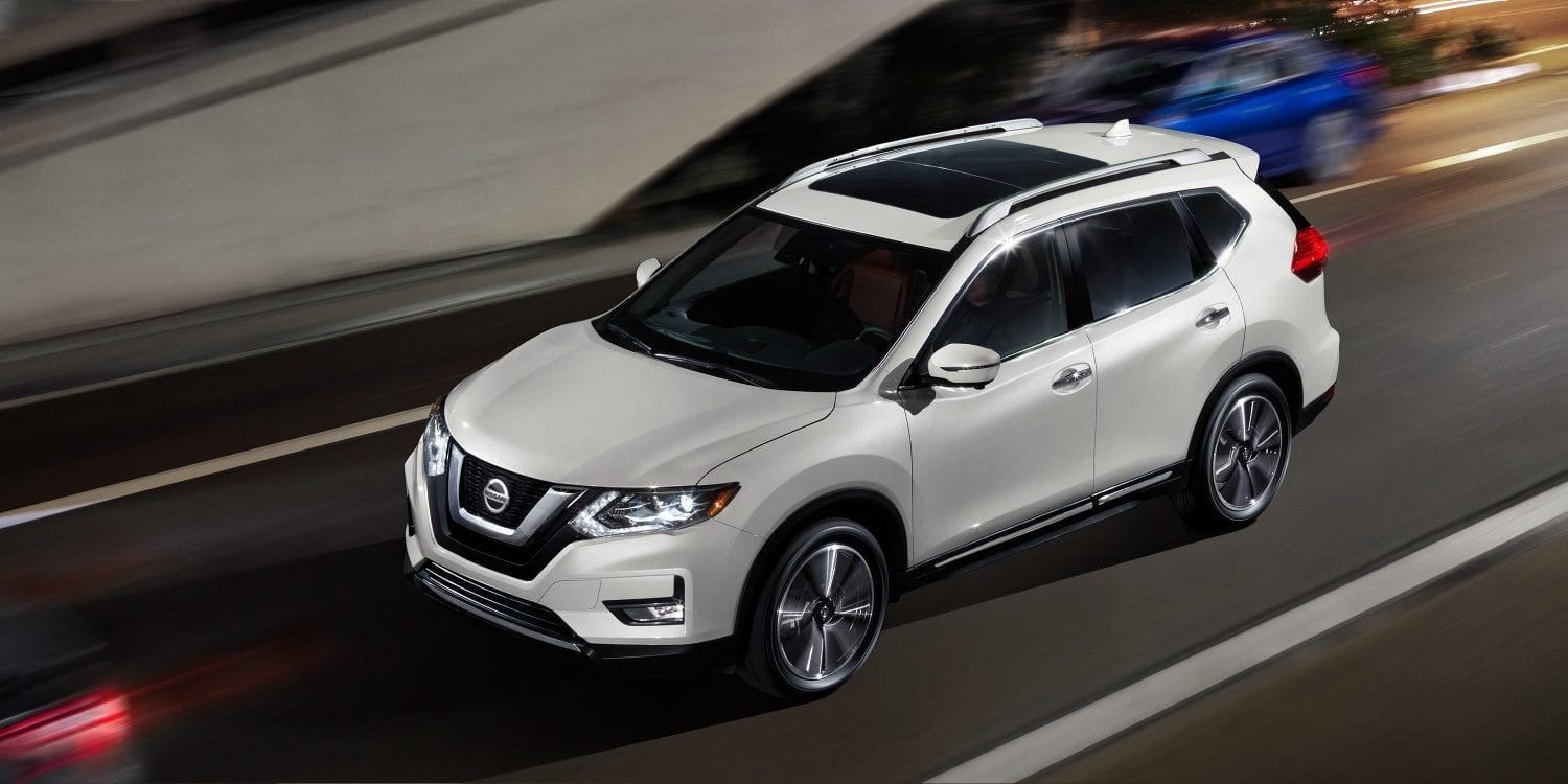 2019 Nissan Rogue vs 2019 Toyota RAV4 near Leominster, MA