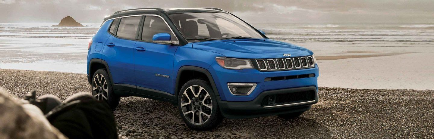 2019 Jeep Compass for Sale near Bergenfield, NJ