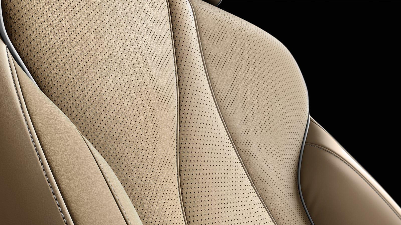 Plush Interior of the 2020 Acura RDX