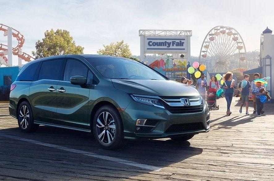 La Honda Odyssey 2019 es para todo tipo de aventuras