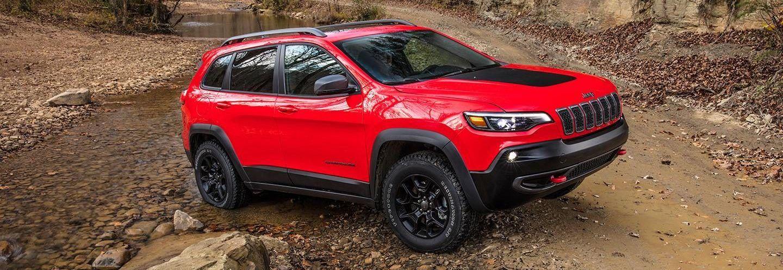 2019 Jeep Cherokee Leasing near Dumont, NJ