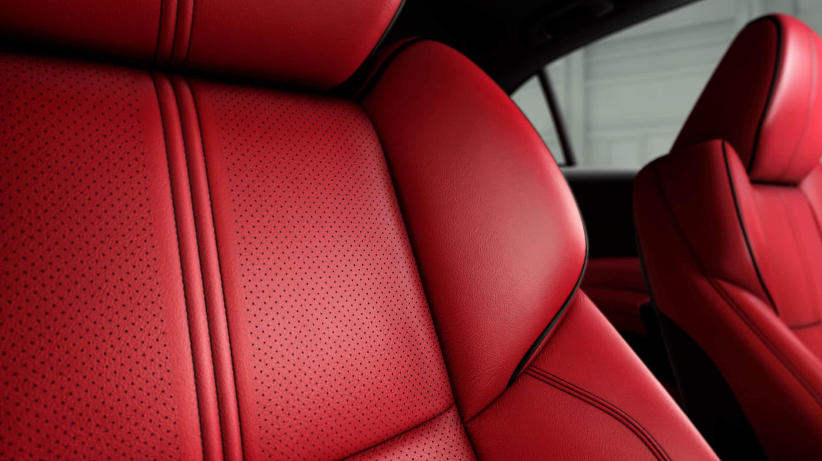 2020 Acura TLX's Stylish Seating