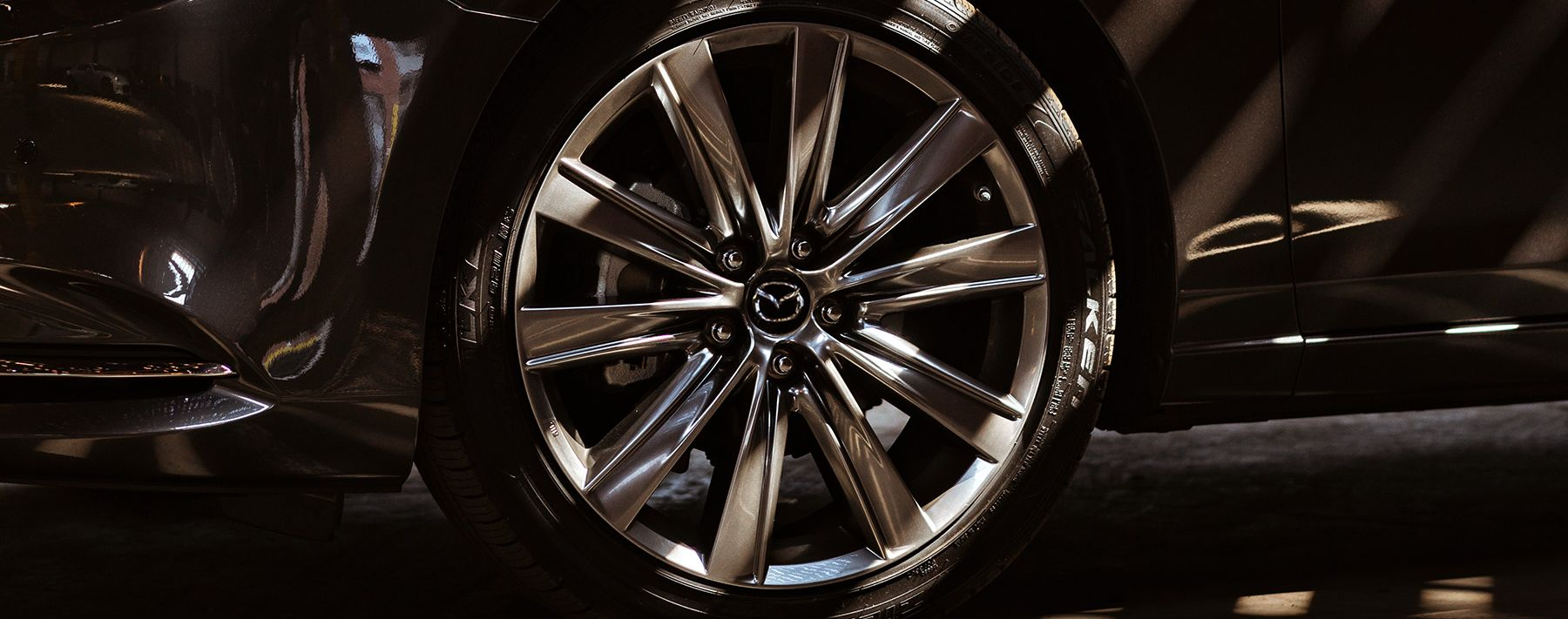 Stylish Wheels of the 2019 Mazda6