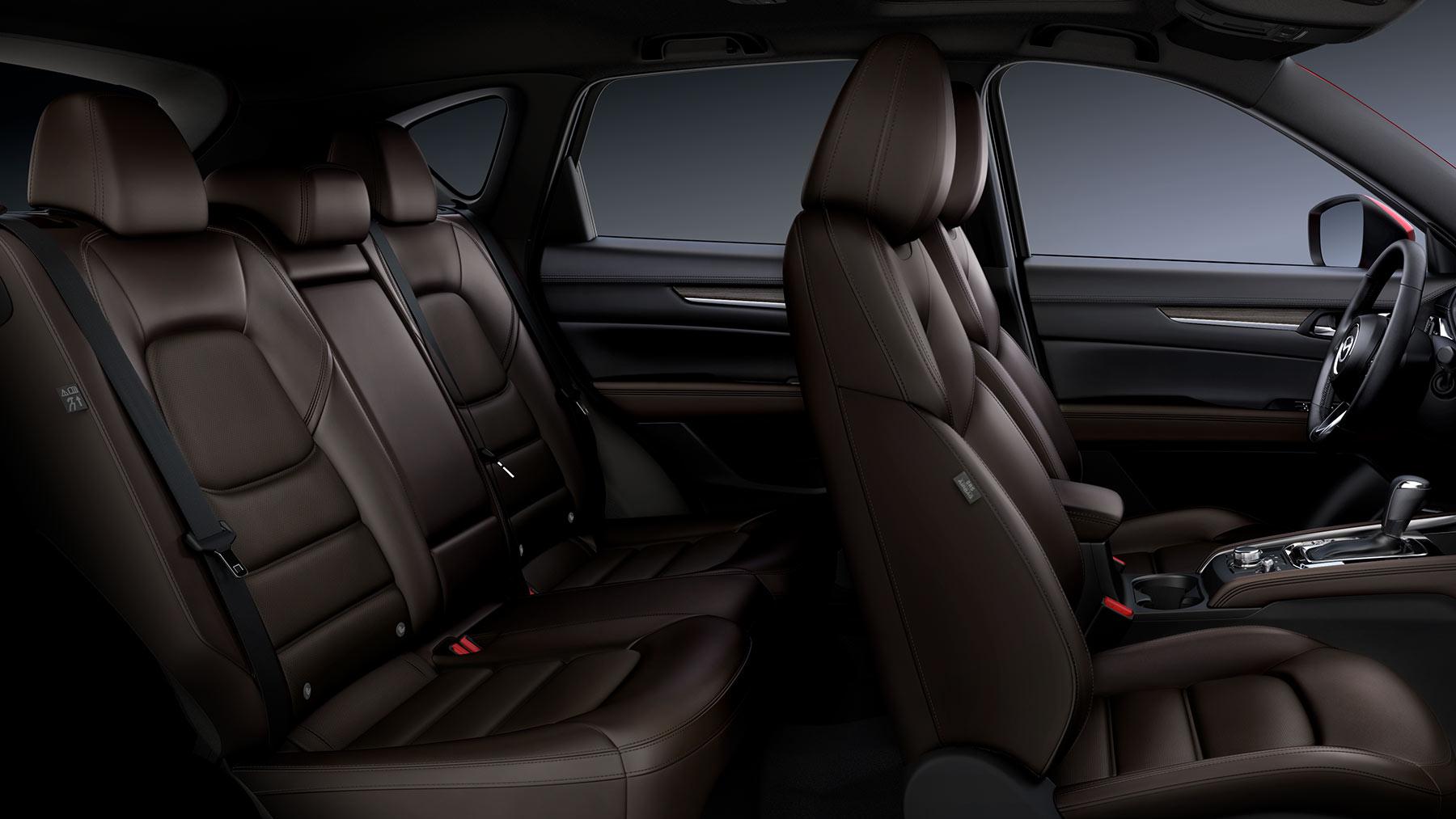 Spacious Interior of the 2019 Mazda CX-5
