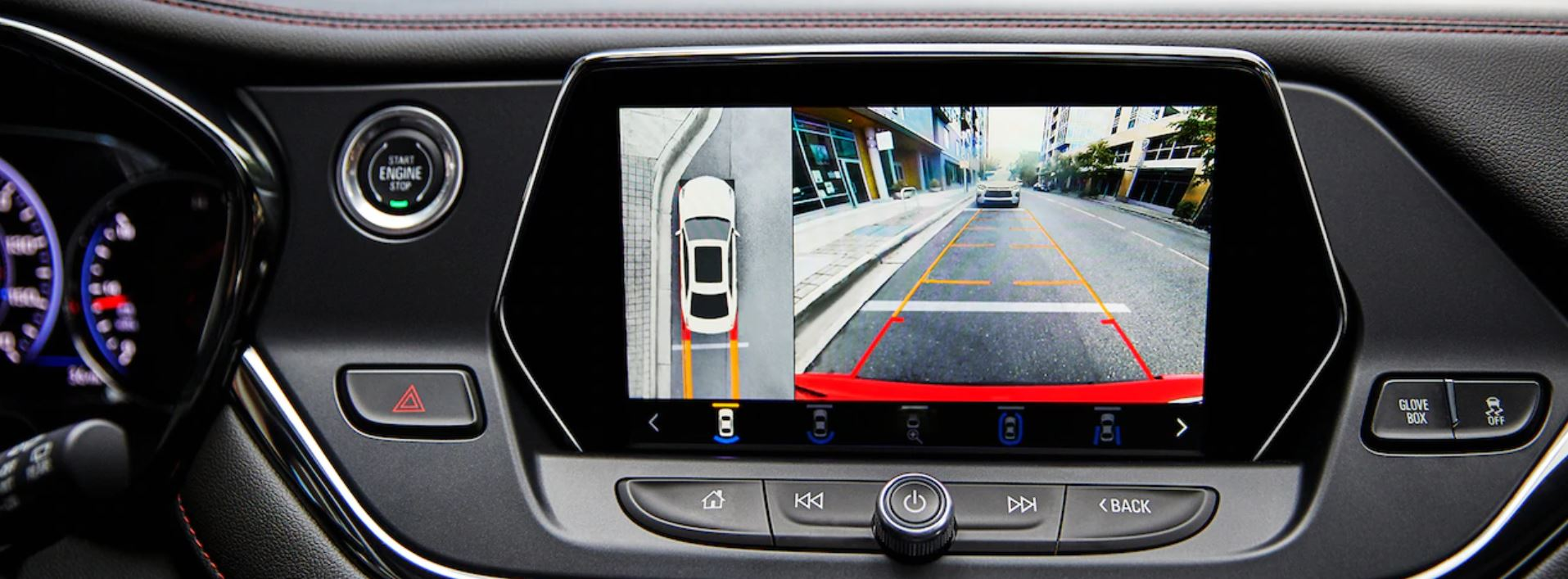 2019 Chevrolet Blazer Rearview Camera