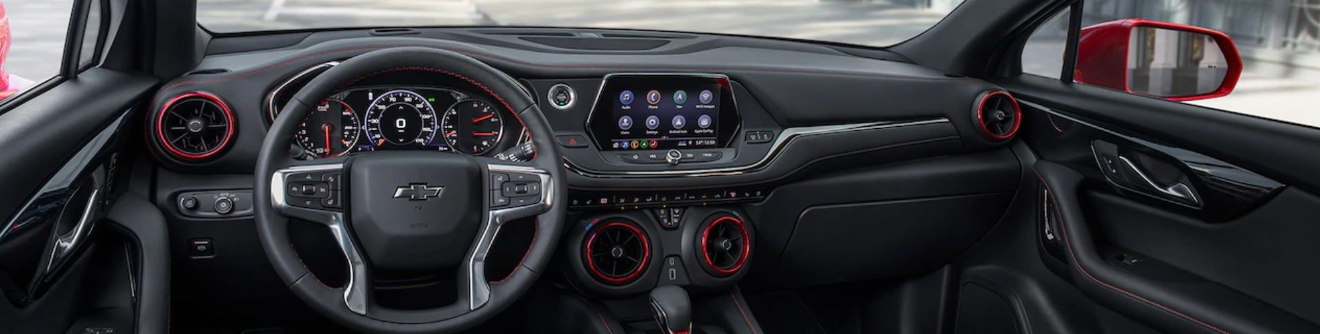 2019 Chevrolet Blazer Dashboard