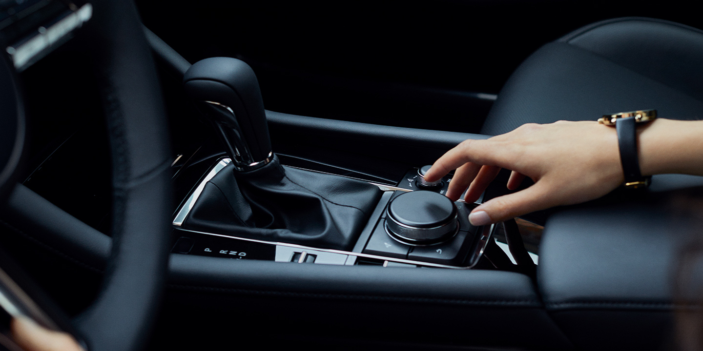 Control Your Technology Easily in the Mazda3 Hatchback!