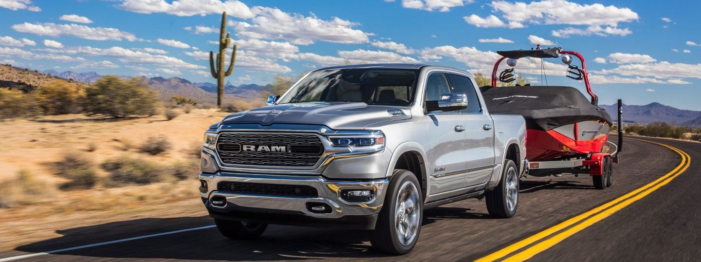 2019 Ram 1500 Key Features near Millville, NJ
