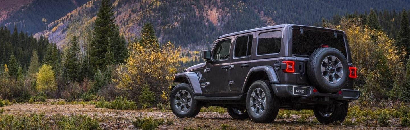 2019 Jeep Wrangler Key Features near Millville, NJ