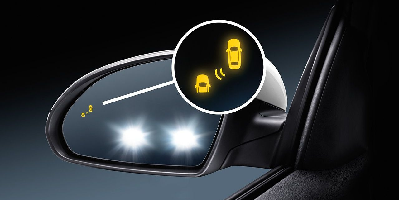 Blind Spot Collision Warning in the Optima